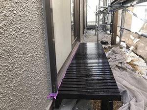 「チョーキングやひび割れが見られるI様邸を外壁塗装でメンテナンス(東京都目黒区)」のAfter写真