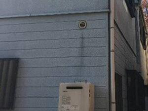 「1階がサイディング/2階がモルタルのY様邸が外壁塗装でピカピカに!(東京都八王子市)」のBefore写真
