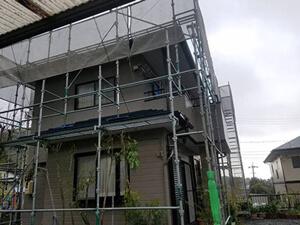「汚れる前に少し早めの外壁塗装!美しさを維持したY様邸(神奈川県鎌倉市)」のBefore写真