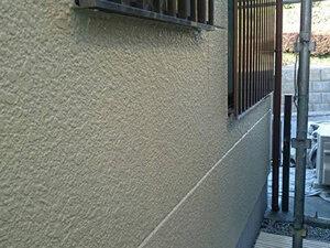 「紫外線で色あせた外壁が、塗装工事でピカピカに変身!Y様邸の事例(神奈川県三浦市)」のAfter写真