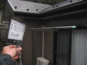 「築12年の住宅を外壁塗装!落ち着きのある仕上がりになりました(東京都多摩市)」のBefore写真