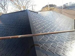 「築20年のスレート屋根を塗装メンテナンス!美観を整えた事例(神奈川県厚木市)」のAfter写真