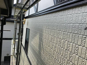 「コーキングが剥離・破断していたH様邸を補修と塗装でピカピカに!(神奈川県寒川町)」のAfter写真