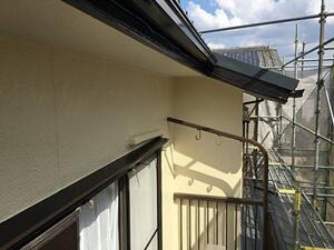「2度目の外壁塗装をいえふくで施工!クリーム色で塗装したF様邸(千葉県市川市)」のAfter写真