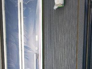 「S様邸の外壁塗装!ブルー×ホワイトのスタイリッシュな住宅に変身(千葉県市川市)」のBefore写真
