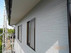 「築16年の住宅を外壁塗装!付帯部分までしっかり塗装したT様邸(千葉県市川市)」のAfter写真