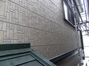 「窯業系サイディングを塗装でピカピカに!生まれ変わったY様邸(神奈川県横浜市)」のBefore写真