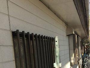 「築18年の住宅を外壁塗装!劣化していた破風板もきれいになりました(千葉県船橋市)」のBefore写真