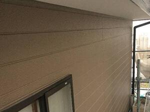「築18年の住宅を外壁塗装!劣化していた破風板もきれいになりました(千葉県船橋市)」のAfter写真