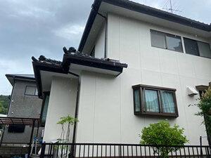 「劣化してコケが生えてきたH様邸を、外壁塗装でピカピカに塗り替え(神奈川県横浜市)」のAfter写真
