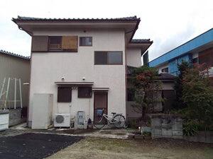 「築16年の住宅を外壁塗装!清潔感あふれるピカピカの外観に!(千葉県船橋市)」のBefore写真