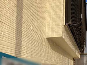 「サイディングとモルタルの外壁を塗装!外壁の割れも補修しました!(神奈川県川崎市)」のAfter写真
