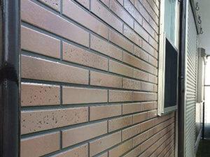 「築9年の住宅をクリアー塗装!サイディングのデザインを活かした事例(千葉県松戸市)」のAfter写真