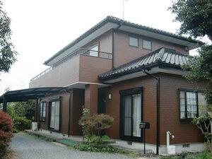 「レンガ風のサイディングを塗装!美観維持に成功したM様邸(千葉県市川市)」のAfter写真