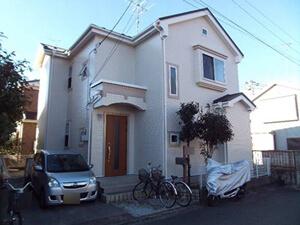 「築10年の住宅を外壁塗装!真っ白な外観へと変身したA様邸(神奈川県横浜市)」のAfter写真