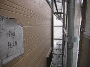 「築9年の外壁塗装!目地を修復し新築同様に生まれ変わったS様邸(千葉県松戸市)」のAfter写真