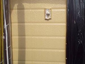 「グレーの外壁が黄色に変身!清潔さを維持したT様邸(千葉県市川市)」のAfter写真