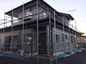 「窓の下の汚れが気になっていたT様邸!外壁塗装でピカピカに!(千葉県松戸市)」のAfter写真