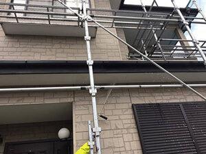 「外壁と屋根をまとめてメンテナンスしたS様邸の施工事例(千葉県市川市)」のBefore写真