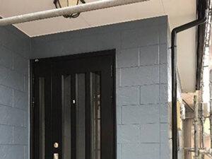 「ブルーの塗料を用いて爽やかな仕上がりに!築12年のサイディング外壁(神奈川県横浜市)」のAfter写真