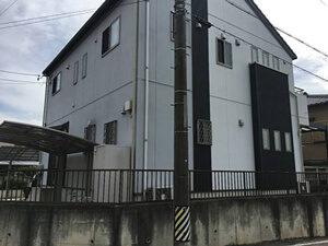 「ツートンカラーのK様邸!黒ずみで汚れていた外壁が新築当時の輝きに(千葉県船橋市)」のAfter写真
