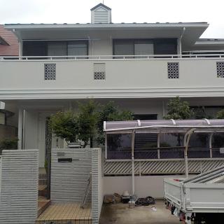 キッカケは門扉の汚れ!外壁と屋根をまとめてリフォームしたご住宅(神奈川県横浜市)