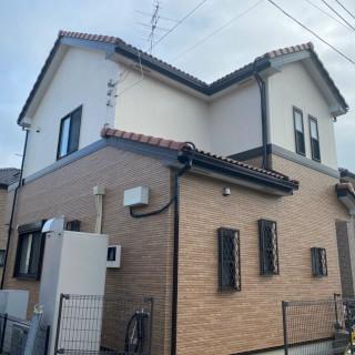 ひび割れたサイディングを補修!外壁とベランダをまとめて塗装(千葉県市川市)