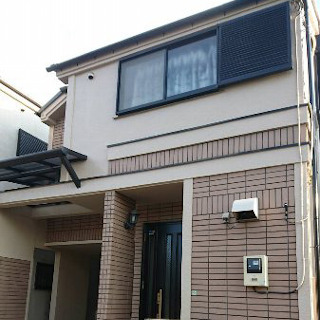 外壁塗装とスレート屋根の重ね葺きをまとめて施工したK様邸(千葉県松戸市)
