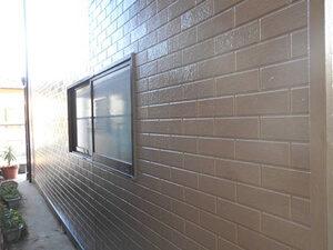 「コケが目立つサイディング外壁を塗装!ピカピカに変身したK様邸(千葉県浦安市)」のAfter写真
