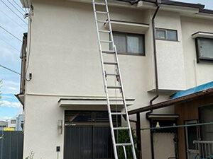 「劣化で弱ったモルタル外壁の補強と塗装!軽量な屋根に葺き替えました(東京都町田市)」のAfter写真
