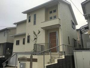 「外壁と屋根をまとめて塗装 !美しい外観を取り戻した築14年の住宅(千葉県市川市)」のAfter写真
