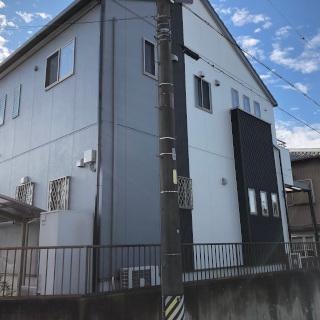 ツートンカラーのK様邸!黒ずみで汚れていた外壁が新築当時の輝きに(千葉県船橋市)