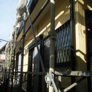 築12年のサイディング外壁が塗装でカラーを変えてピカピカに変身!(千葉県船橋市)