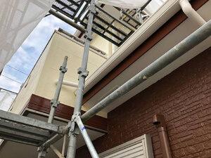 「レンガ調のサイディング外壁を塗装し、ピカピカになったI様邸(神奈川県大磯町)」のAfter写真