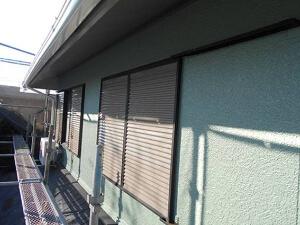 「モルタル外壁とスレート屋根 をまとめてメンテナンスしたO様邸の事例(神奈川県厚木市)」のAfter写真