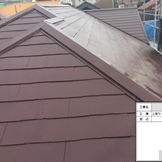 築15年の住宅を塗装!レンガ部分をていねいに養生して施工しました(神奈川県平塚市)