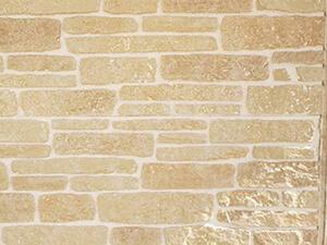 「レンガ調のサイディング外壁を白い塗料で塗装し、イメージチェンジ!(神奈川県横浜市)」のBefore写真