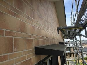 「築13年のサイディング外壁!明るく清潔感のある住宅に なったT様邸(神奈川県厚木市)」のBefore写真