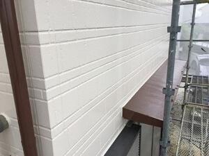 「築13年のサイディング外壁!明るく清潔感のある住宅に なったT様邸(神奈川県厚木市)」のAfter写真