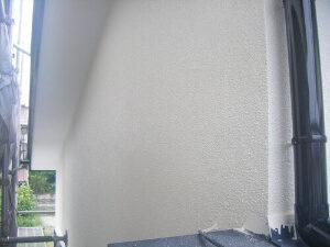 「ヒビが入っていたモルタル外壁を補修!塗装でピカピカになったK様邸(東京都日野市)」のAfter写真