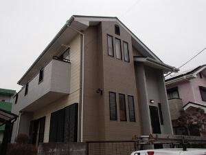「外壁と屋根をまとめて塗装し、見違えるほどきれいになった M様邸(東京都武蔵村山市)」のAfter写真