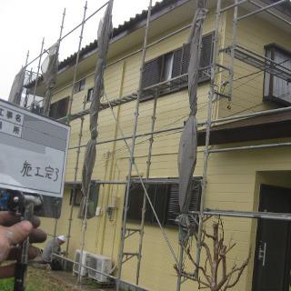 外壁・屋根・ベランダをまとめて塗装し、住宅全体がピカピカに!(千葉県柏市)