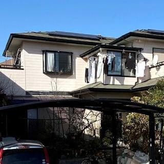 外壁塗装と屋根の重ね葺きで新築のような輝きがよみがえったY様邸(千葉県千葉市)