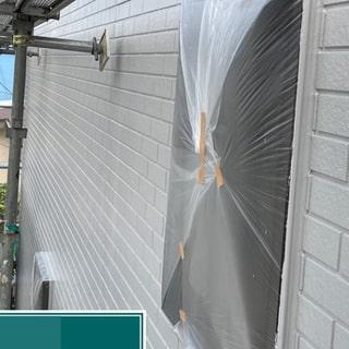 外壁塗装でホワイトに変身!付帯部分もきれいになりました(神奈川県横須賀市)